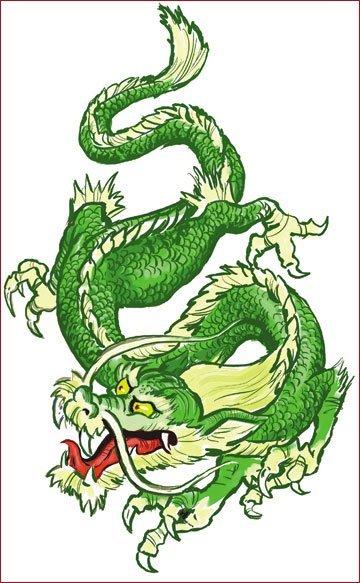 Chinese restaurant - Plymouth, Devon - Wet Wok Chinese Restaurant  - Dragon