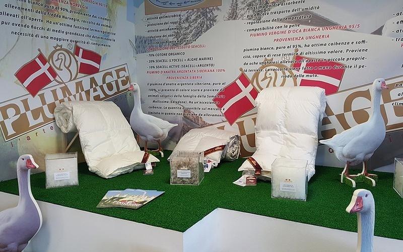 Azienda produzione piumini danesi