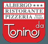 ALBERGO RISTORANTE PIZZERIA TONINO - LOGO