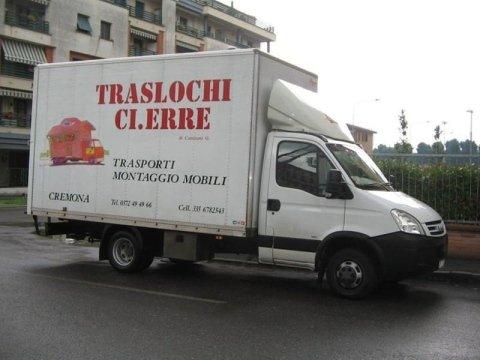 Traslochi in provincia di Cremona