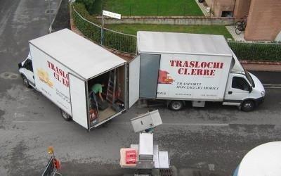 Traslochi a Cremona centro storico