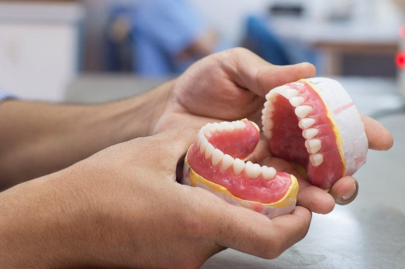 Denture services in Perth