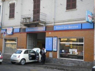 Autoservice 2005, Bosch Car Service, Alessandria