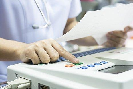 ECG - Elettrocardiogramma