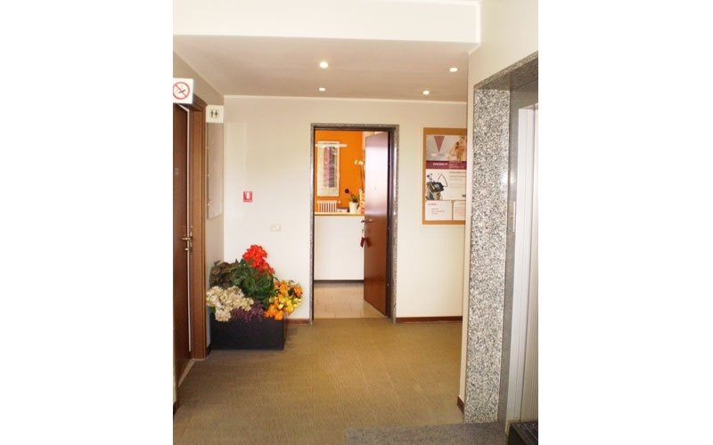 corridoio interno di un appartamento