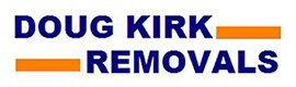 doug kirk removals logo