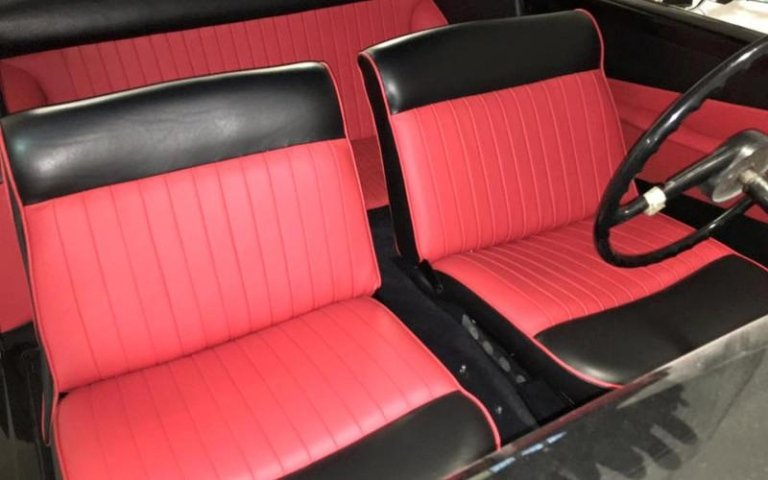 Rifacimento tappezzeria auto  - Alfa Romeo