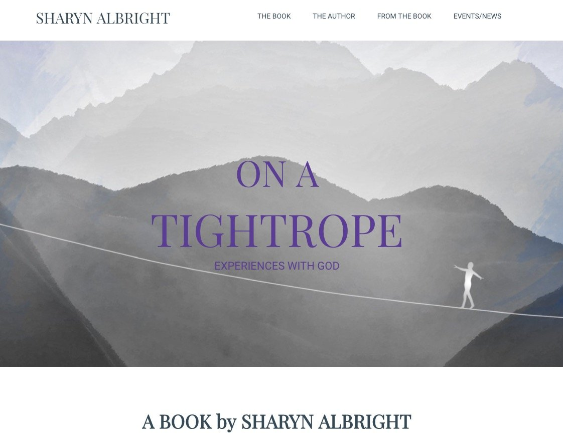 cincinnati website design for authors