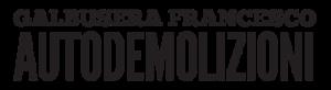 logo autodemolizioni galbusera