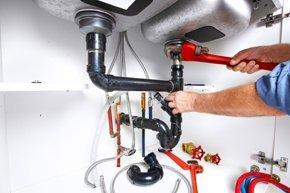 Leaking tap repair