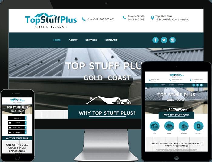 Custom Website Design Gold Coast