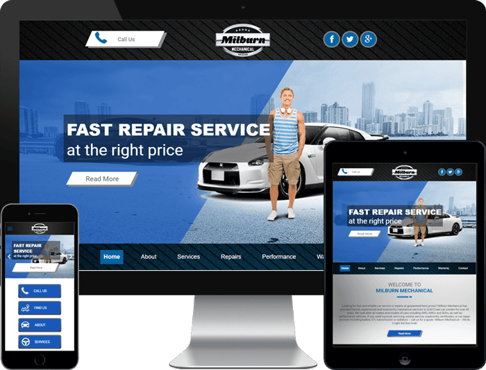 Mobile Website Specialists