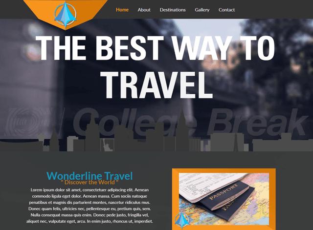 wonderline travel