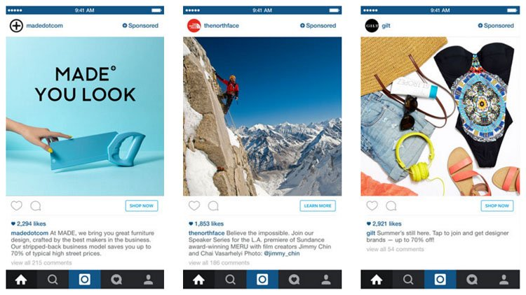 Instagram Ads Gold Coast