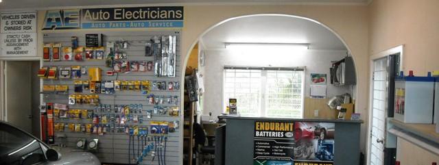 Auto electrical workshop in Manukau