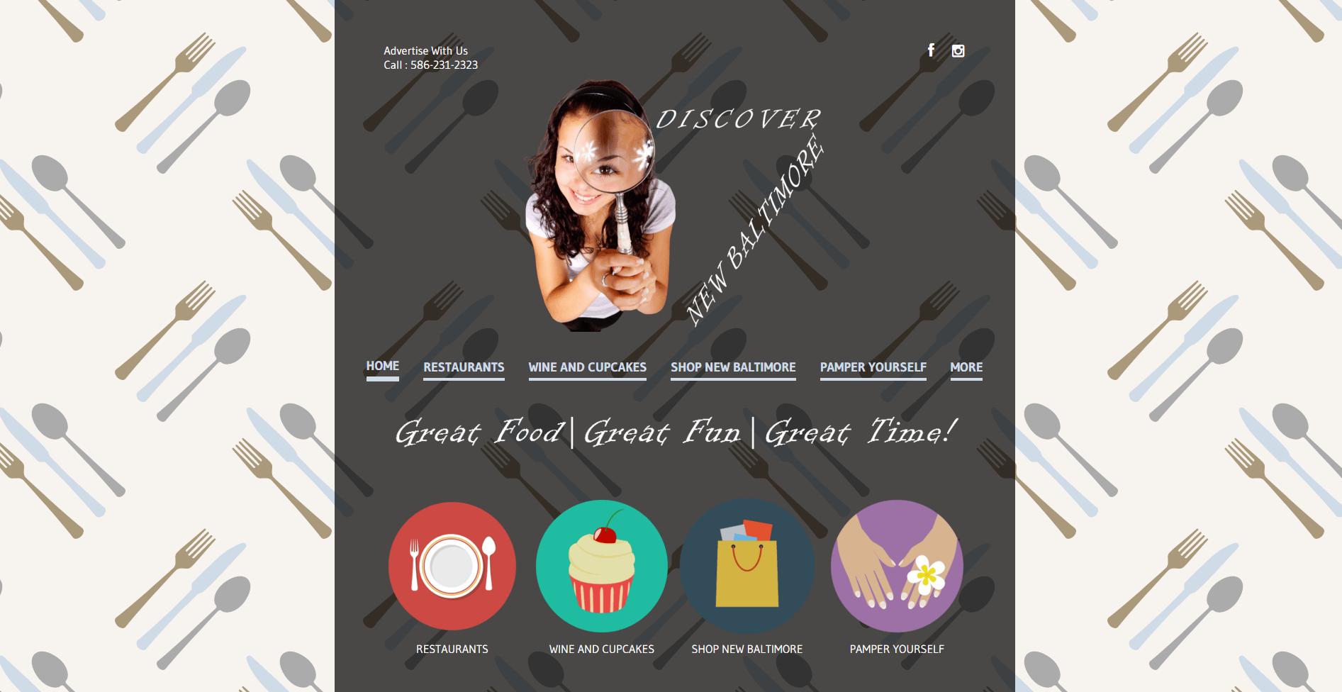Directory Website