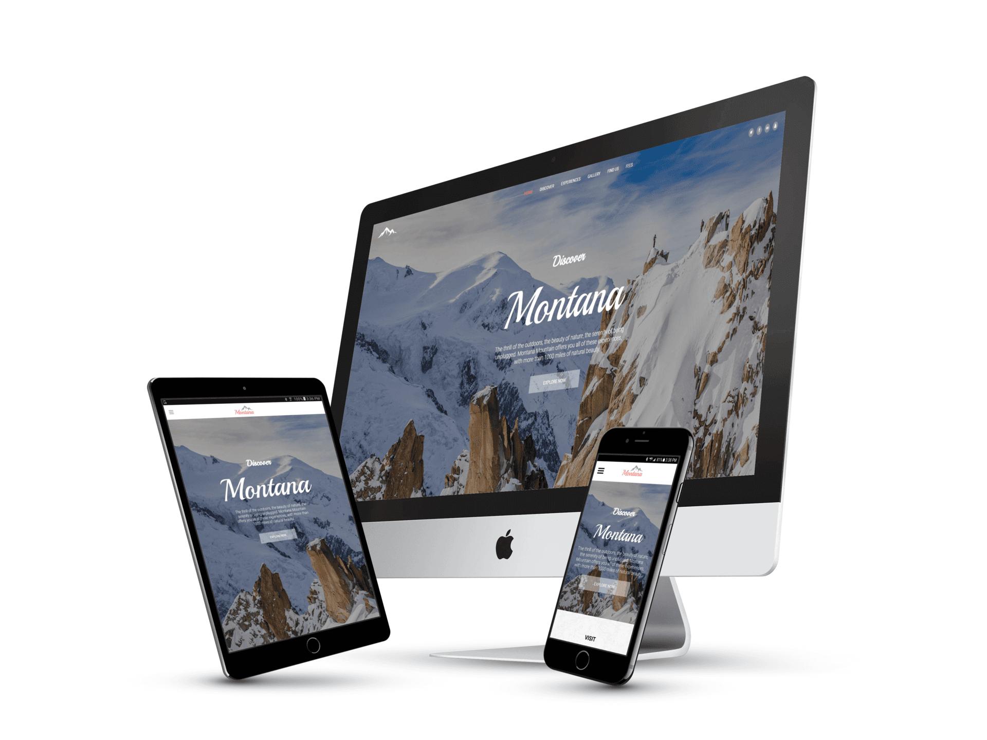 National Park Website