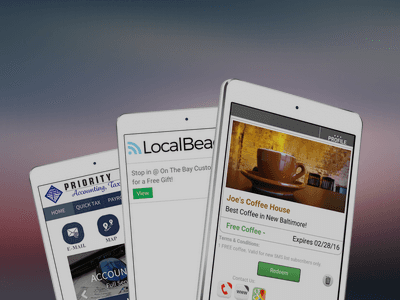 Mobile Marketing Applications