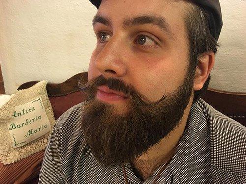 tagli barba uomo