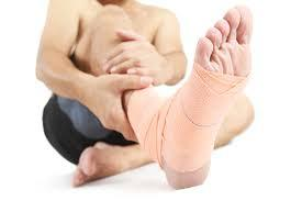 Food and ankle injuries