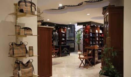 Abbigliamento vendita al dettaglio