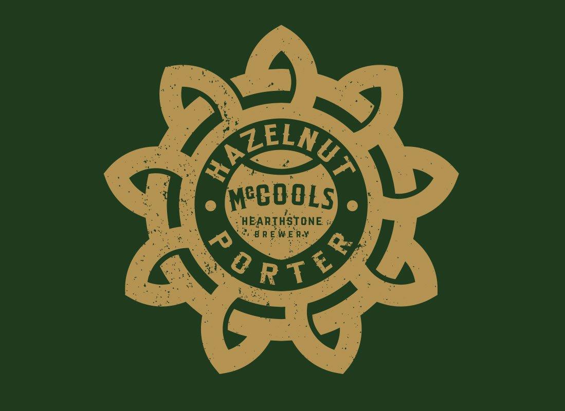McCool's Hazelnut Porter