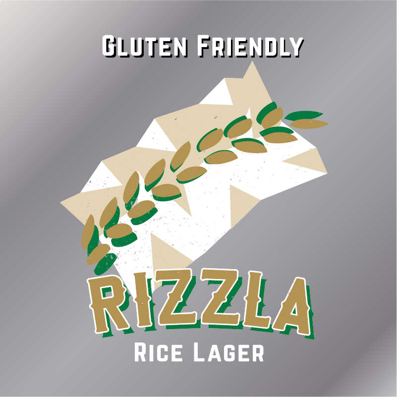 Rizzla Rice Lager