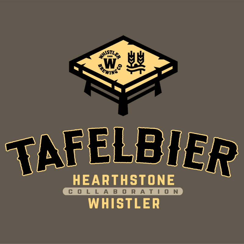Tafelbier Collaboration Whistler