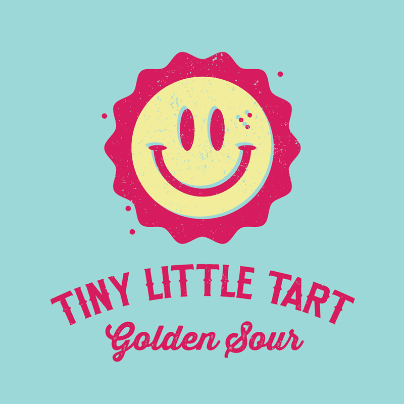 Tiny Little Tart Golden Sour Ale