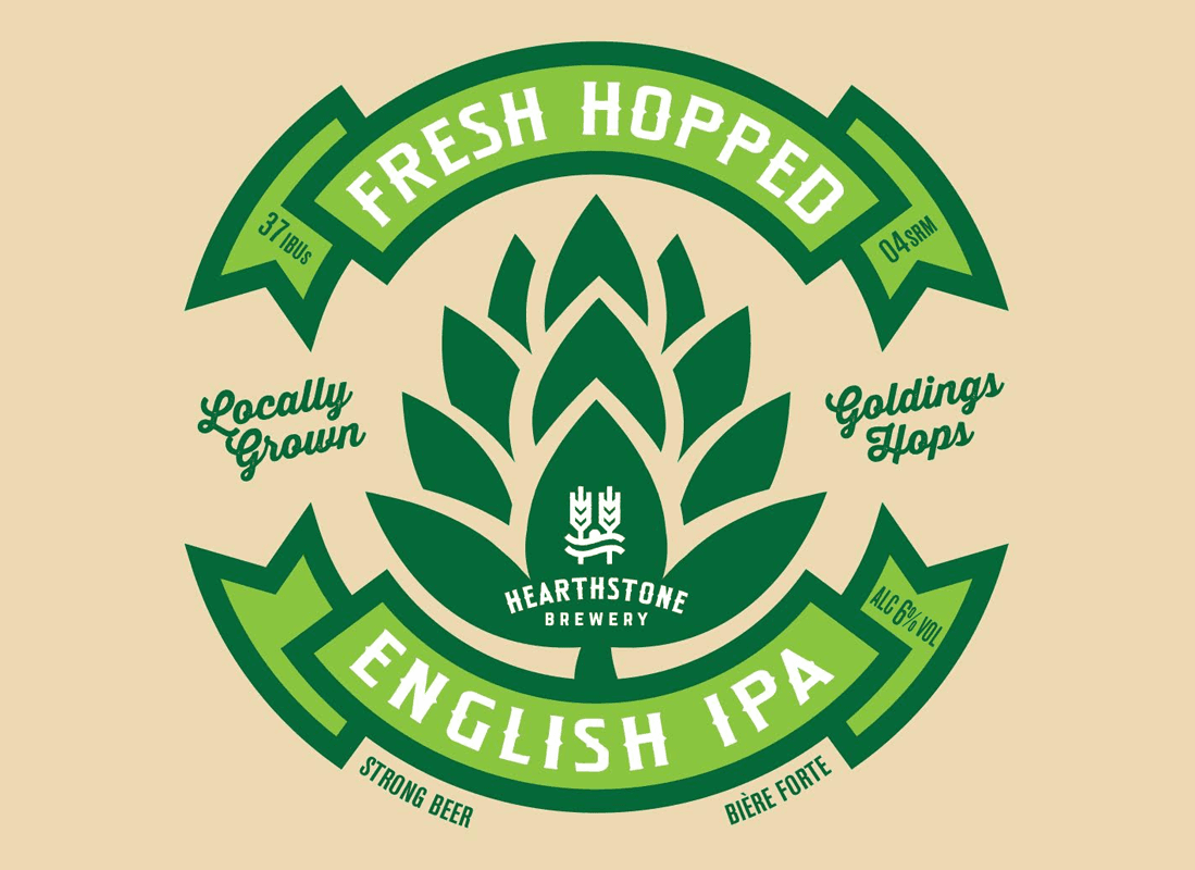 Fresh Hop English IPA