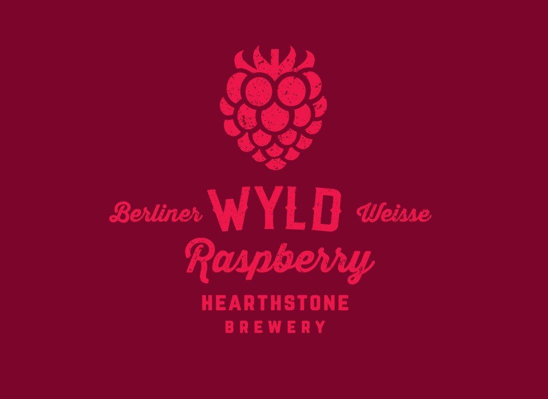 Berliner Wyld Raspberry
