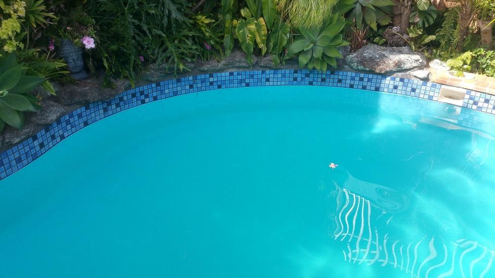 before water balancing