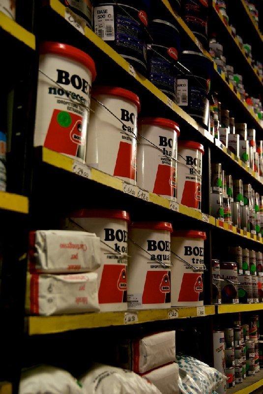 Dettaglio prodotti - Colorificio Faro