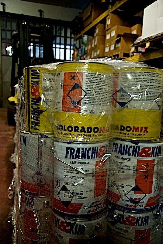 ColoradoMix Franchi&Kim  - Colorificio Faro