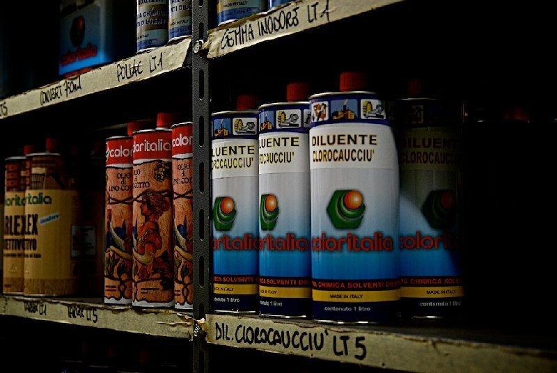 Diluente Coloritalia - Colorificio Faro