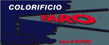 Logo del Colorificio Faro a Moncalieri
