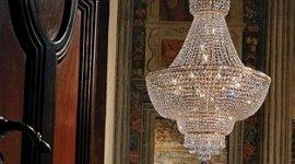 lampadari d'ottone, plafoniere, consulenza