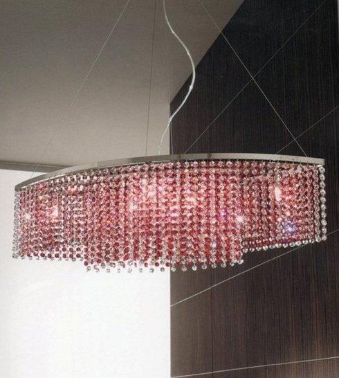 luci in cristallo, illuminotecnica, lampadari di cristallo