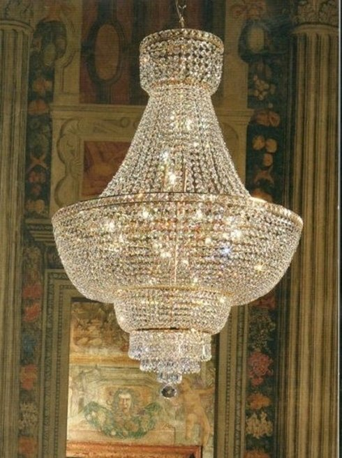 lampadari in stile, pendagliera, lampadari con pendenti