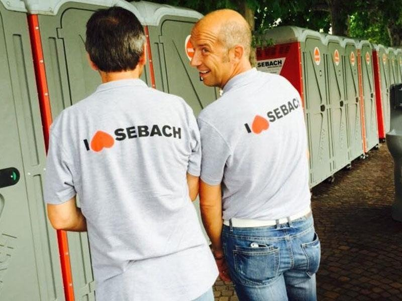 Operai Noleggio Bagni Sebach