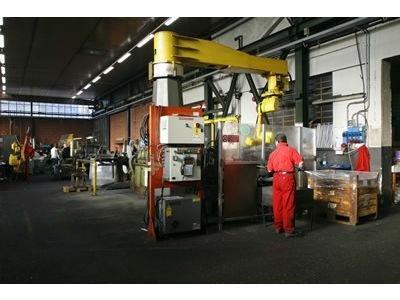 metalworking facilities