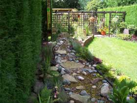 Garden Design Manchester garden designers - manchester | p.f. landscape & design
