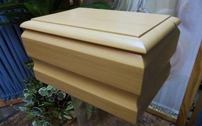 urne cinerarie in legno