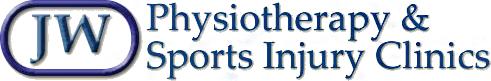 JW Physio  logo