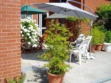 Care homes - Knott End-on-Sea, Poulton-le-Fylde - St Albans Nursing Home - Plants