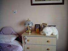 Nursing care home - Knott End-on-Sea, Poulton-le-Fylde - St Albans Nursing Home - Bed