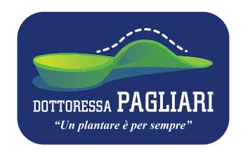 centro del piede pagliari logo