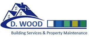 D. Wood Building Services & Property Maintenance logo