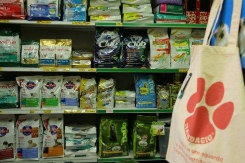 cibo animali sterilizzati