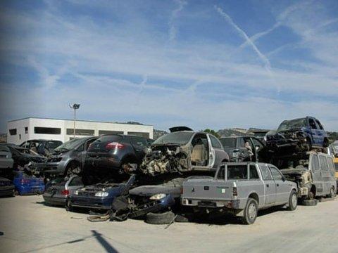 rottamazione veicoli